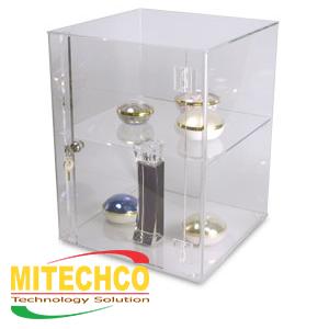 Làm hộp mica trưng bày theo yêu cầu